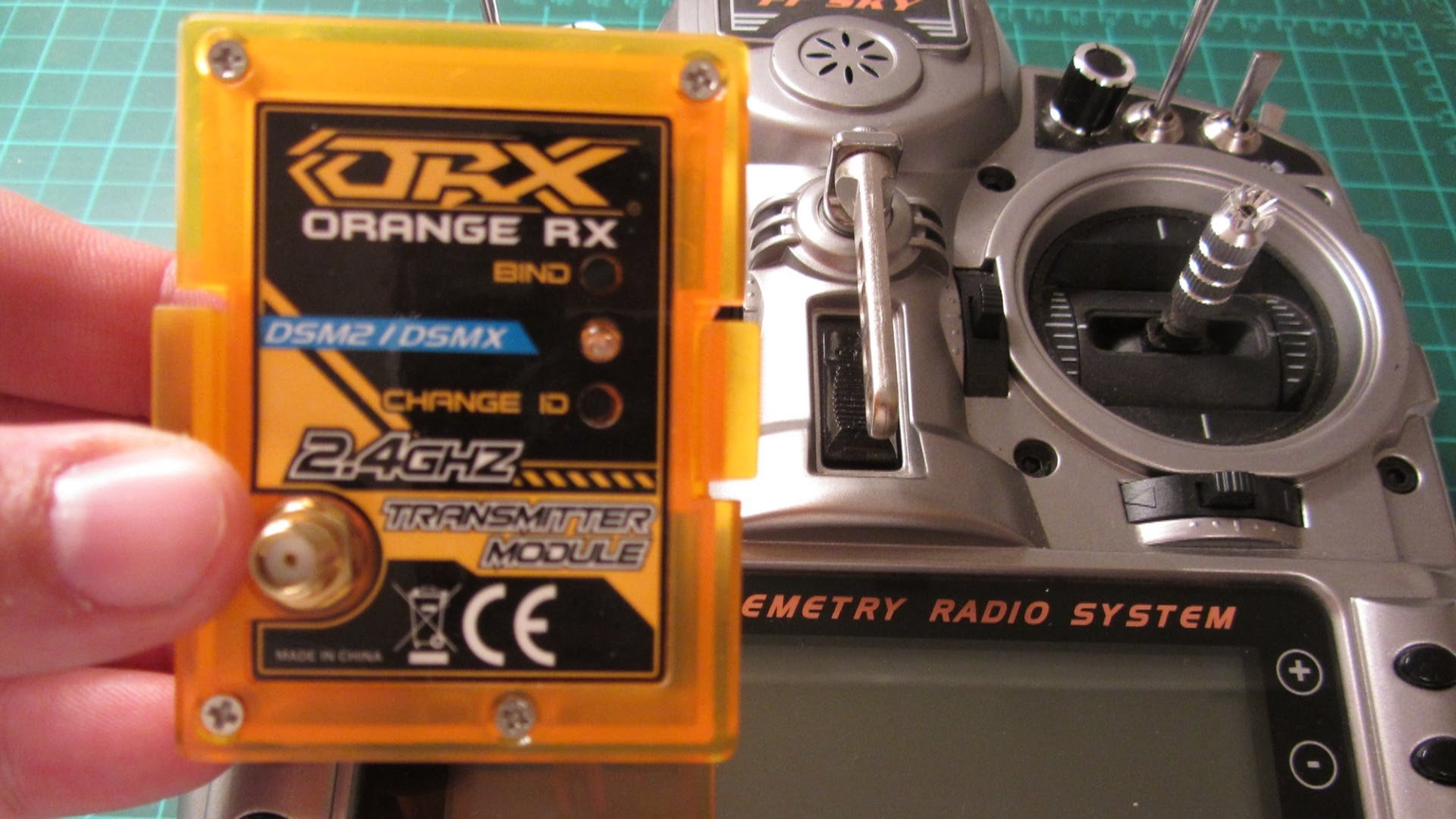 DEFINITIVE GUIDE ON HOW TO SELECT THE TRANSMITTER AND RADIO RECEIVER